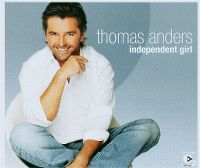 Cover Thomas Anders - Independent Girl