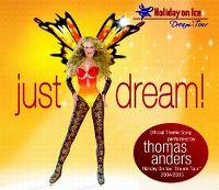 Cover Thomas Anders - Just Dream!