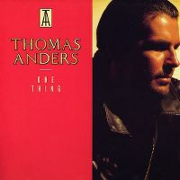 Cover Thomas Anders - One Thing