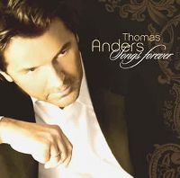 Cover Thomas Anders - Songs Forever
