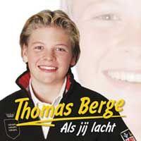 Cover Thomas Berge - Als jij lacht