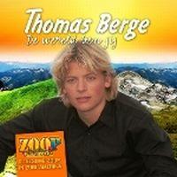Cover Thomas Berge - De wereld ben jij
