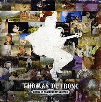 Cover Thomas Dutronc - Comme un manouche sans guitare - le live