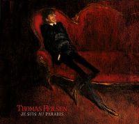 Cover Thomas Fersen - Je suis au paradis