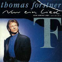 Cover Thomas Forstner - Nur ein Lied