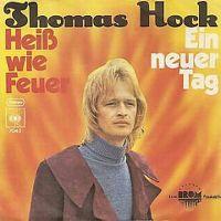 Cover Thomas Hock - Heiß wie Feuer
