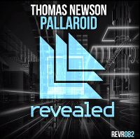 Cover Thomas Newson - Pallaroid