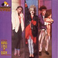 Cover Thompson Twins - King For A Day