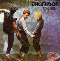 Cover Thompson Twins - Lies