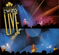 Cover Thompson Twins - Live
