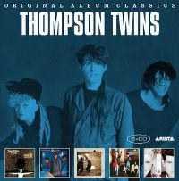 Cover Thompson Twins - Original Album Classics