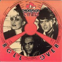 Cover Thompson Twins - Roll Over