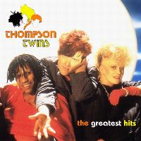 Cover Thompson Twins - The Greatest Hits