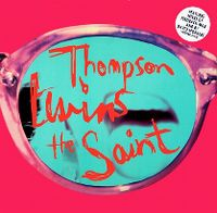 Cover Thompson Twins - The Saint