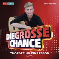 Cover Thorsteinn Einarsson - Leya