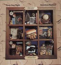Cover Three Dog Night - American Pastime