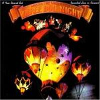 Cover Three Dog Night - Around The World With Three Dog Night
