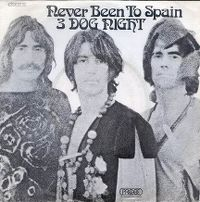 Cover Three Dog Night - Never Been To Spain