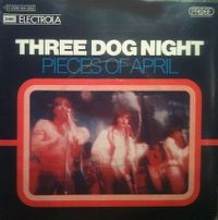 Cover Three Dog Night - Pieces Of April