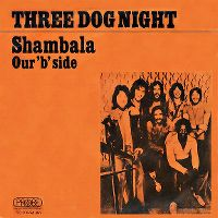 Cover Three Dog Night - Shambala