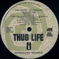 Cover Thug Life feat. Nate Dogg - How Long Will They Mourn Me?
