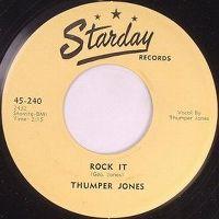 Cover Thumper Jones - Rock It