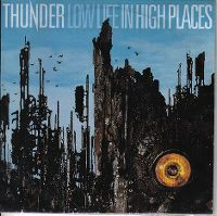 Cover Thunder - Low Life In High Places