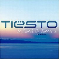 Cover Tiësto - In Search Of Sunrise 4 (Latin America)