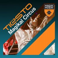 Cover Tiësto - Magikal Circus
