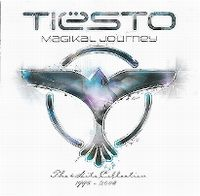 Cover Tiësto - Magikal Journey - The Hits Collection 1998-2008