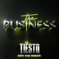 Cover Tiësto - The Business