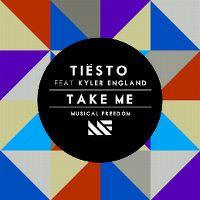 Cover Tiësto feat. Kyler England - Take Me