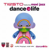 Cover Tiësto feat. Maxi Jazz - Dance4Life