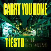 Cover Tiësto feat. StarGate & Aloe Blacc - Carry You Home