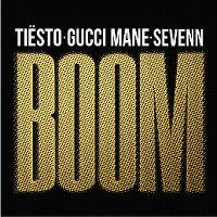 Cover Tiësto, Gucci Mane & Sevenn - Boom