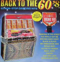 Cover Tight Fit - Back To The 60's