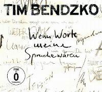 Cover Tim Bendzko - Wenn Worte meine Sprache wären