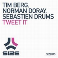 Cover Tim Berg, Norman Doray & Sebastien Drums - Tweet It