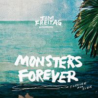 Cover Tim Freitag - Monsters Forever