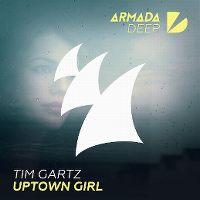 Cover Tim Gartz - Uptown Girl