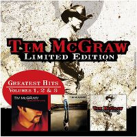 Cover Tim McGraw - Limited Edition: Greatest Hits: Volumes 1, 2 & 3