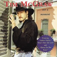 Cover Tim McGraw - Not A Moment Too Soon