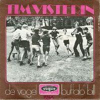 Cover Tim Visterin - De vogel