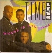 Cover Timeless - Where Is The Love
