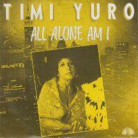 Cover Timi Yuro - All Alone Am I