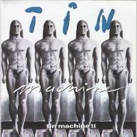 Cover Tin Machine - Tin Machine II