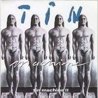 Cover Tin Machine - Tin Machine II