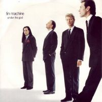 Cover Tin Machine - Under The God