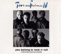 Cover Tin Machine - You Belong In Rock N' Roll