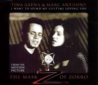 Cover Tina Arena & Marc Anthony - I Want To Spend My Lifetime Loving You